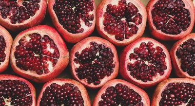 181 tonnes of Pomegranates exported from B'luru airport