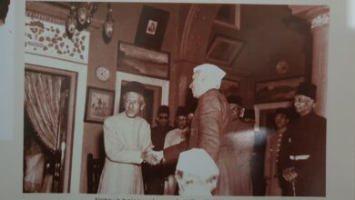 Photo of If Hyd's last Nizam was evil, why did India make him Rajpramukh?