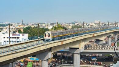 Photo of Delhi Metro resumes service