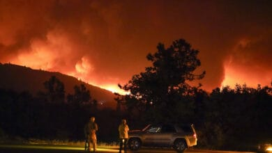Photo of 10 dead as California fire becomes deadliest of year