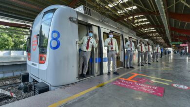 Photo of DMRC's Blue Line set to reopen