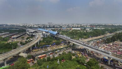 Photo of COVID-19: Delhi metro resumes services
