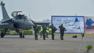 Photo of Ambala: Rafale jets formally inducted in IAF
