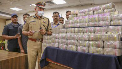 Photo of Hawala racket busted in Hyderabad