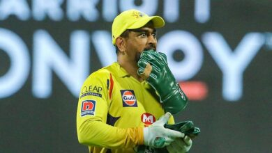 Photo of 14-day quarantine didn't help, says Dhoni on lack of batting time