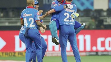 Photo of Stoinis, Rabada ensure Super Over victory for Delhi Capitals