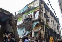 Photo of Maha: 10 killed in Bhiwandi building collapse; 11 rescued