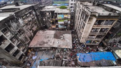 Photo of Thane: Rescue operation underway after building collapse