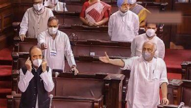 Photo of Opposition boycotts Rajya Sabha over farm bill