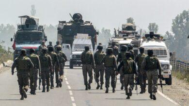 Photo of Militant attack on CRPF battalion