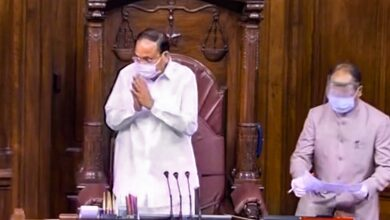Photo of New Delhi: Parliamet Monsoon Session Day 9