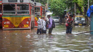 Photo of Photos: Mumbai after heavy monsoon rain
