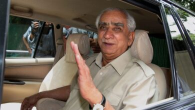 Photo of Photos: Former Union Minister Jaswant Singh passed away at the age of 82