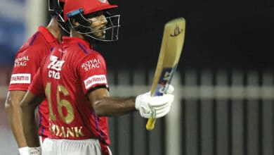 Photo of Ruthless Agarwal slams 2nd fastest IPL ton by an Indian
