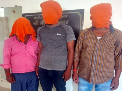 3 arms smugglers arrested by Bihar STF