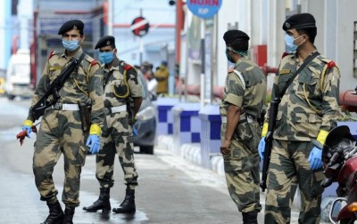 32,238 paramilitary personnel contracted Covid: Government