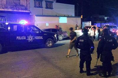 8 killed in Mexico vigil shooting