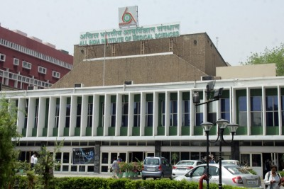 AIIMS suspends in-patient admissions via OPD for next 14 days