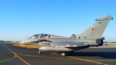 ALERT: 5 Rafales now part of IAF's Golden Arrow squadron
