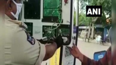 Andhra petrol pump booked for tampering kiosks to cheat customers