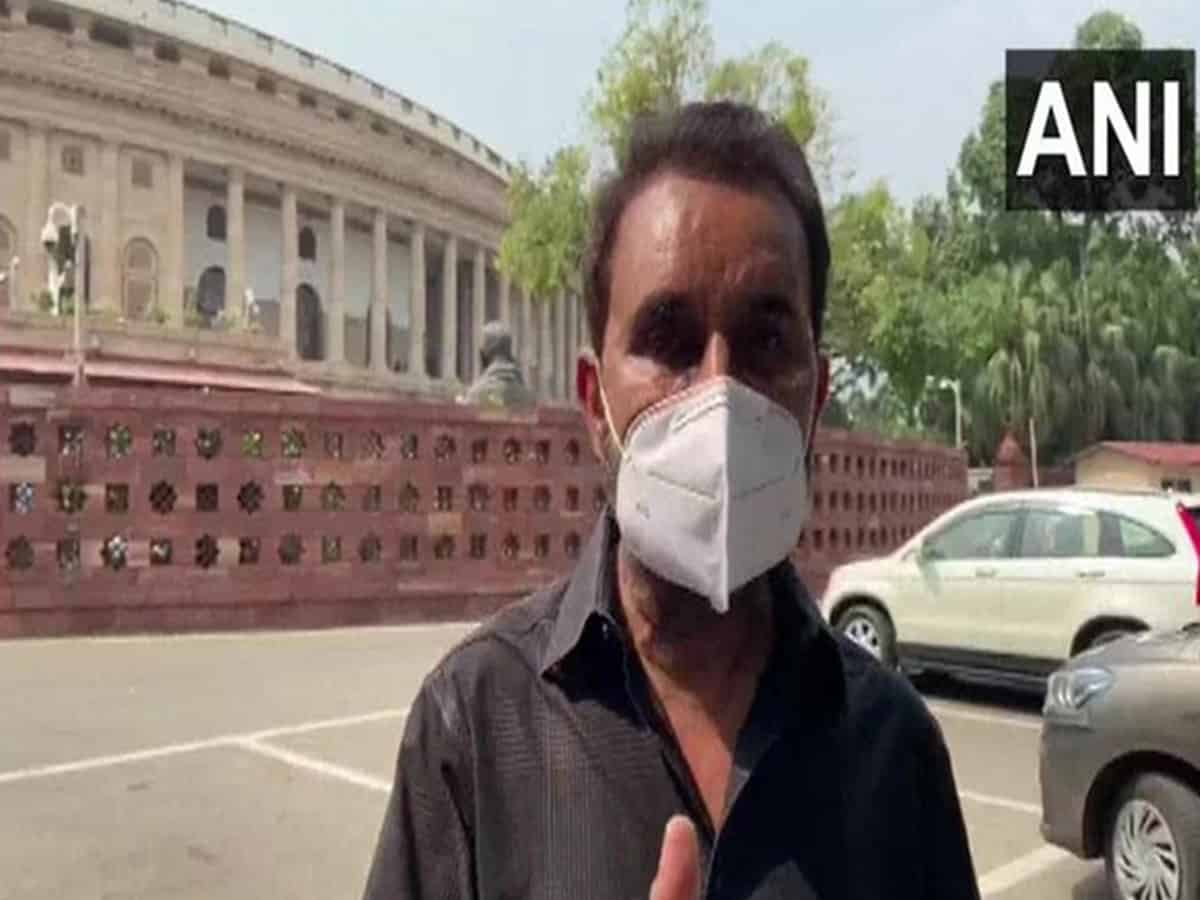 Opposition parties to meet President urge him not to give assent to farm bills: MP Shaktisinh Gohil