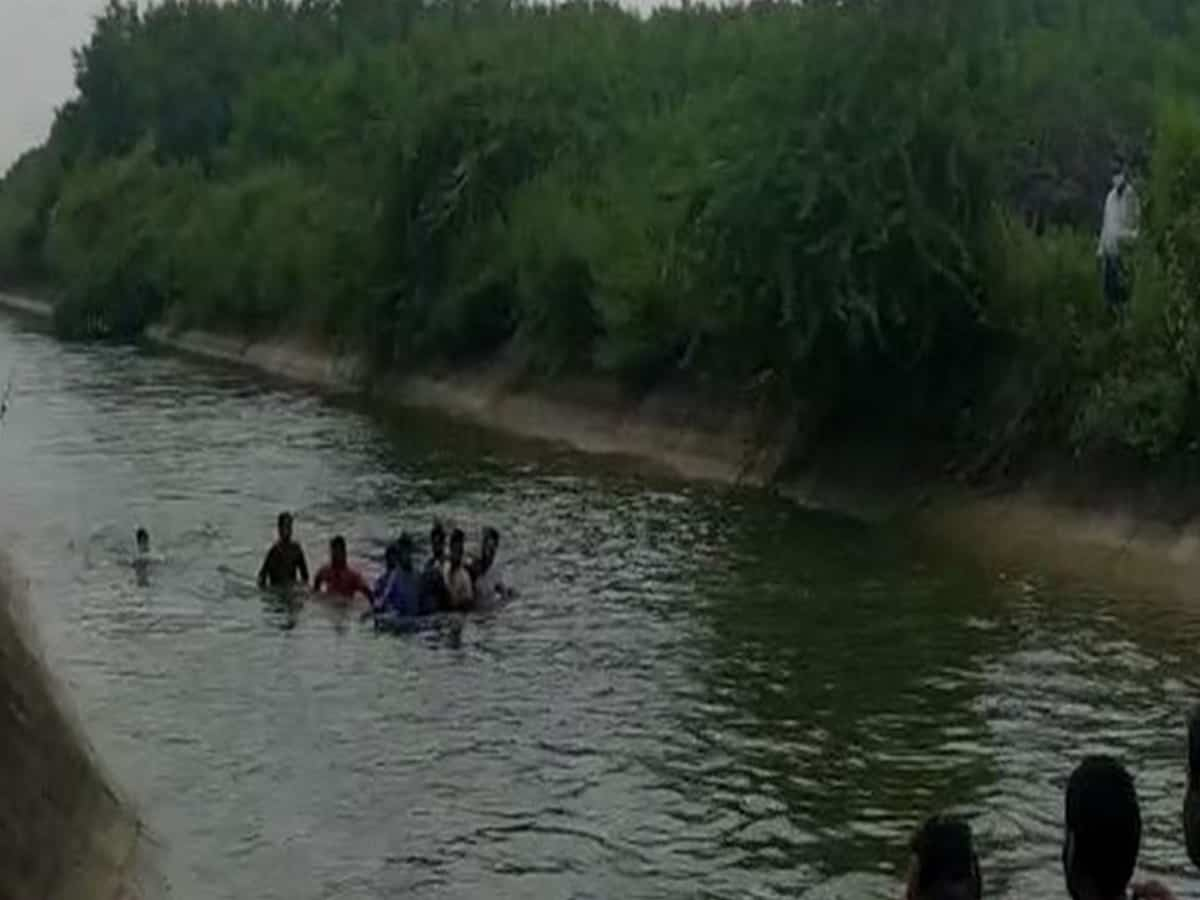 2 drown in canal in Andhra's Krishna district