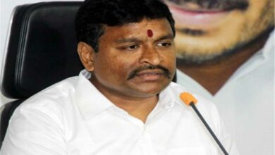 Photo of AP minister Vellampalli Srinivas Rao Covid positive