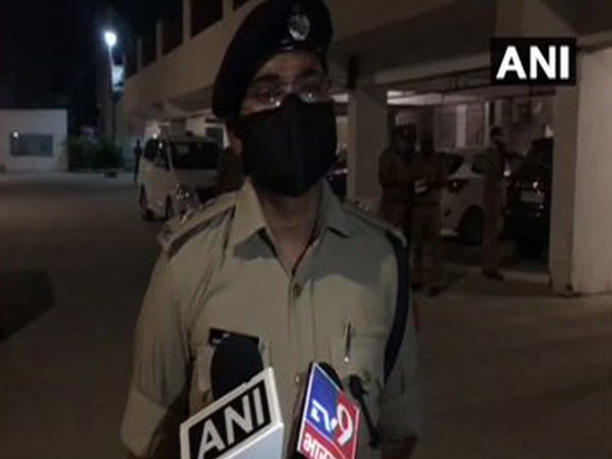 Two killed by assailants inside residential society in Greater Noida