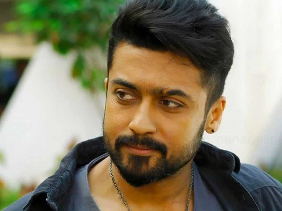 Actor Suriya criticises SC for upholding decision to conduct NEET
