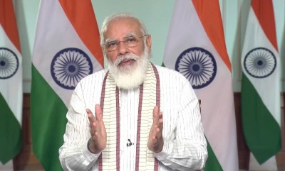 Ahead of Modi UNGA speech, spotlight on art of 15-min pitch (IANS Special)