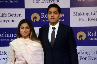 Akash, Isha Ambani in Fortune's '40 Under 40' global list