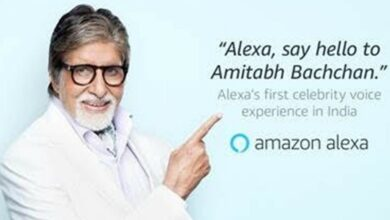 Photo of Big B 1st celebrity voice on Amazon Alexa in India