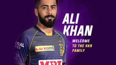 Photo of IPL 2020: KKR welcomes US fast bowler Ali Khan