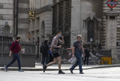Almost 8 mn Britons face tighter lockdown rules