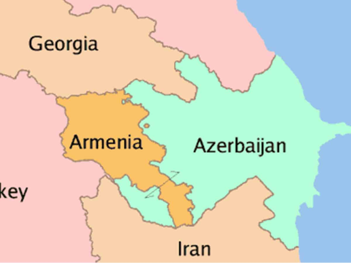 Picture of: Thousands In Armenia Protest Nagorno Karabakh Truce Terms