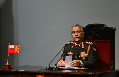 Army chief in Ladakh to review ops amid tension with China