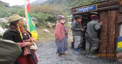 Army facilitates phone connectivity in Arunachal village bordering China