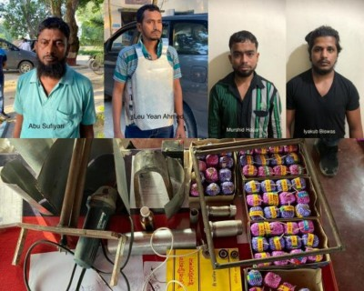 Arrested Al Qaeda men planned to travel to Kashmir to deliver weapons (3rd Ld)