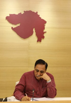 Atmanirbhar Gujarat a historic scheme: CM tells Assembly