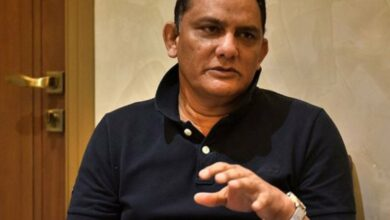 Photo of Azharuddin approaches police after HCA officials abuse him