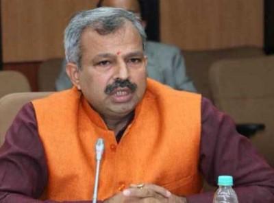 BJP blames CM Kejriwal for corona spike in Delhi