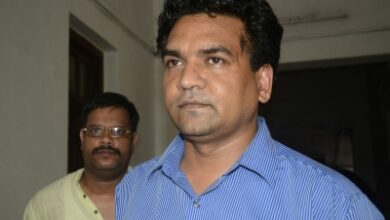 Photo of BJP's Kapil Mishra appears before Special Cell in Delhi riots case