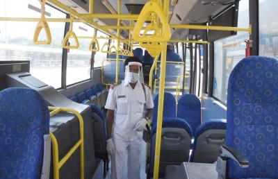 BMTC offers free rides to students taking exams