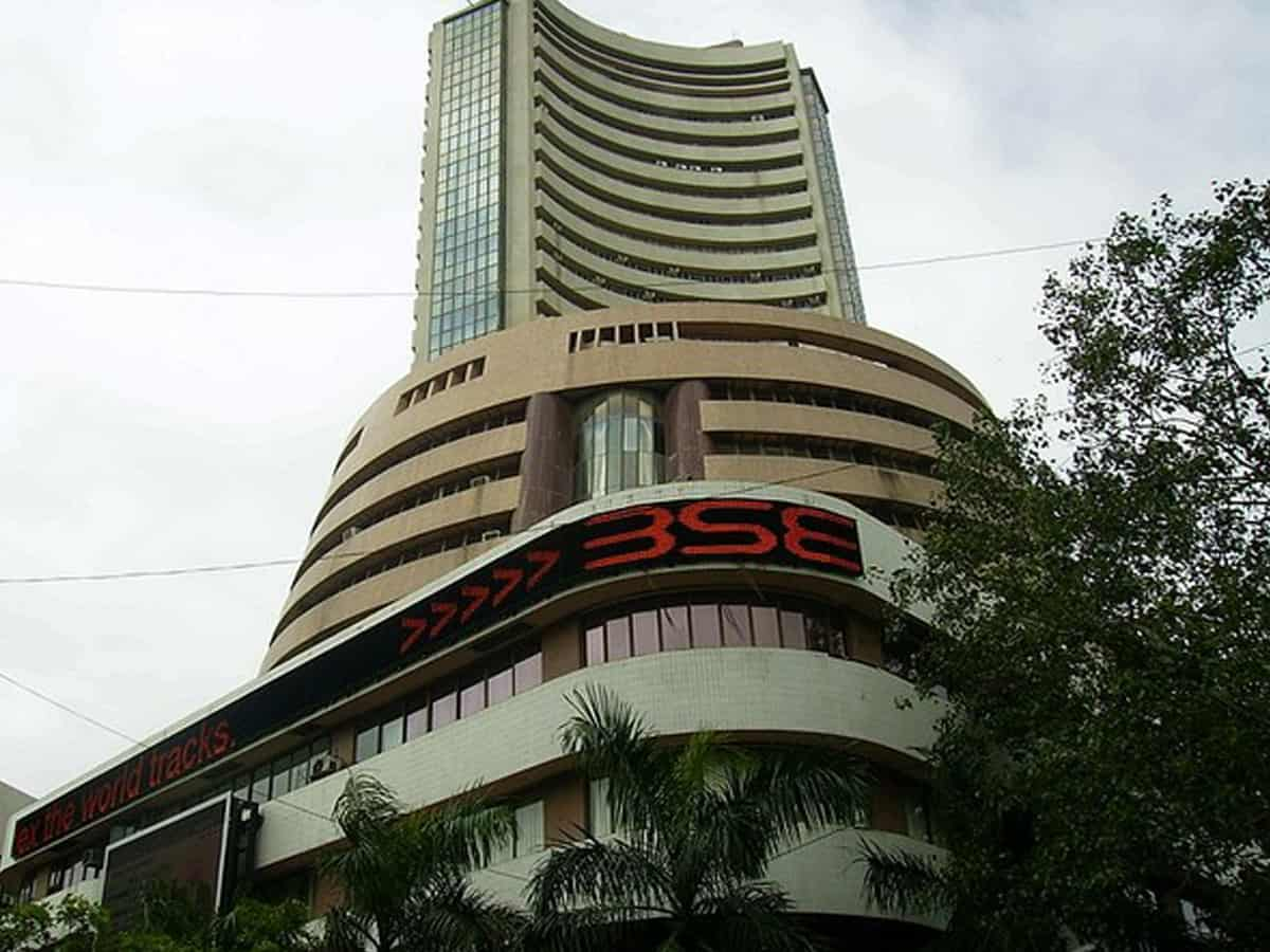Markets ride Reliance rally; Sensex zooms 646 pts