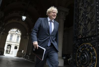 Back me over the Brexit bill: UK PM tells MPs