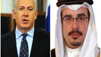 Photo of Israeli PM, Bahraini Crown Prince discuss implementation of normalisation deal