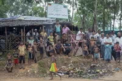 B'desh summons Myanmar envoy over military movement