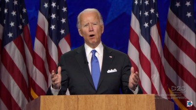 Biden attacks Trump's climate policy as wildfire ravages west coast