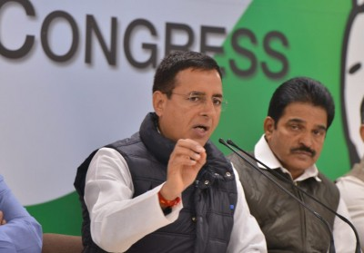 'Black day' for parliamentary democracy: Congress