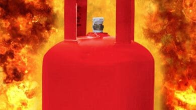 Photo of LPG cylinder explodes, child killed in Balrampur